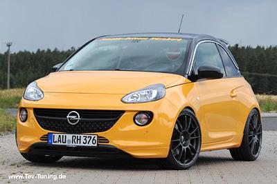 Opel ADAM S mit 19 Zoll OZ Ultraleggera HLT
