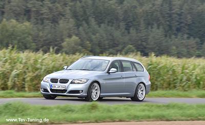 BMW 330i xD mit Breyton Race GTS2 in 19 Zoll