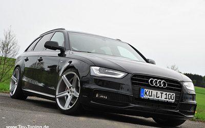 Audi A4 Avant TDI mit 19 Zoll mbDesign