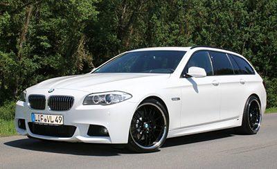 BMW 520 D (F11) mit 20 Zoll DUE