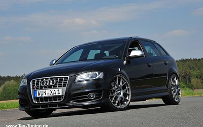 Audi S3 Sportback mit 20 Zoll BBS CH-R