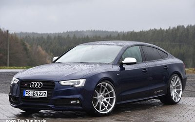 Audi A5 S5 mit 20 Zoll artFORM AF303 Felgen