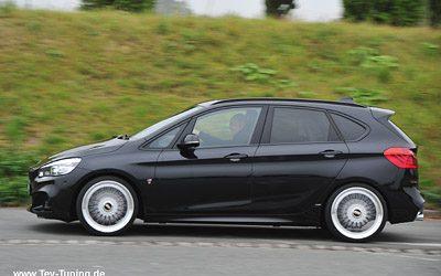 BMW 225 ix Active Tourer mit 20 Zoll BBS Super RS
