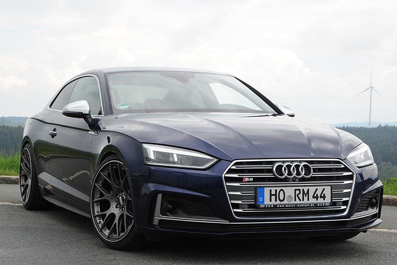Audi S5 mit 10,5×20 BBS CH-R