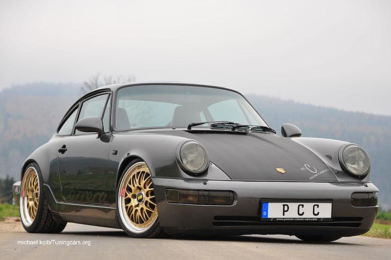 Porsche 964 von PCC